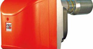 Intercal Ölbrenner - Blaubrenner BNR 100 12-30 kW - Universalbrenner/Geprüft nach EN 267